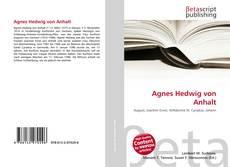 Обложка Agnes Hedwig von Anhalt
