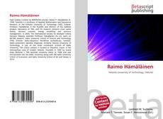 Buchcover von Raimo Hämäläinen