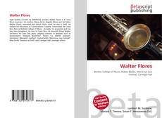 Bookcover of Walter Flores