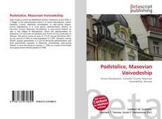Portada del libro de Podstolice, Masovian Voivodeship