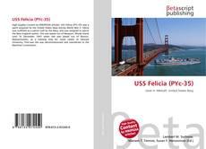 Bookcover of USS Felicia (PYc-35)
