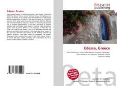 Bookcover of Edessa, Greece