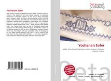 Обложка Yochanan Sofer