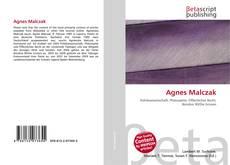 Buchcover von Agnes Malczak