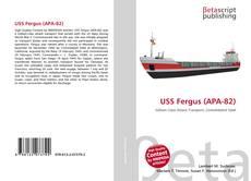 USS Fergus (APA-82)的封面