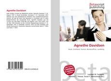 Обложка Agnethe Davidsen