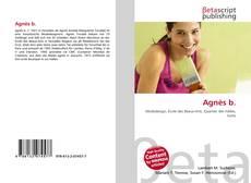 Bookcover of Agnès b.