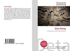 Bookcover of Xiao Dong