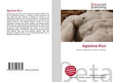 Borítókép a  Agostino Ricci - hoz