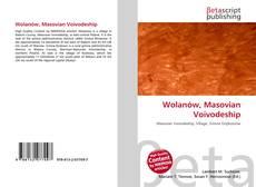 Portada del libro de Wolanów, Masovian Voivodeship