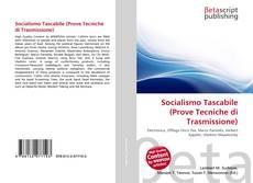 Copertina di Socialismo Tascabile (Prove Tecniche di Trasmissione)