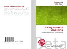 Portada del libro de Wolany, Masovian Voivodeship