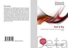 Portada del libro de Rob & Big
