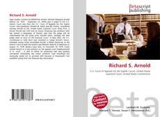 Couverture de Richard S. Arnold