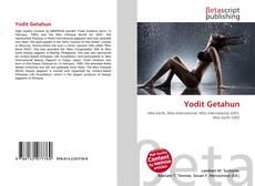 Capa do livro de Yodit Getahun