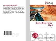 Bookcover of Ogdensburg Harbor Light