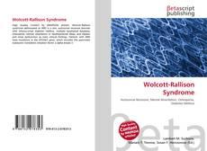 Borítókép a  Wolcott-Rallison Syndrome - hoz