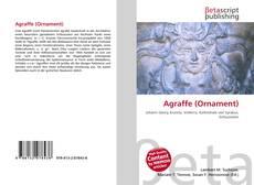 Bookcover of Agraffe (Ornament)
