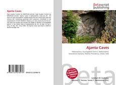 Ajanta Caves kitap kapağı