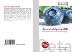 Bookcover of Agrarabschöpfung (EU)