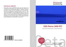 Bookcover of USS Fierce (AM-97)