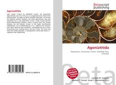 Couverture de Agoniatitida