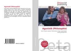 Обложка Agonistik (Philosophie)