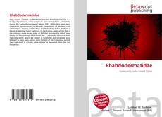 Bookcover of Rhabdodermatidae