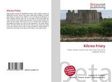 Bookcover of Kilcrea Friary