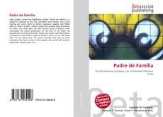 Capa do livro de Padre de Familia