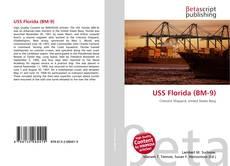 Portada del libro de USS Florida (BM-9)