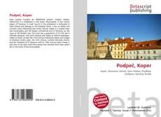 Bookcover of Podpeč, Koper