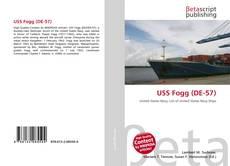 Portada del libro de USS Fogg (DE-57)