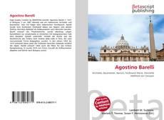 Capa do livro de Agostino Barelli
