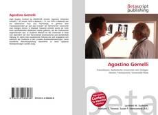 Обложка Agostino Gemelli
