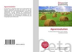 Buchcover von Agrarrevolution