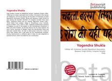 Capa do livro de Yogendra Shukla