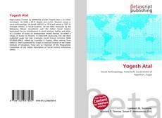 Bookcover of Yogesh Atal