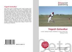 Bookcover of Yogesh Golwalkar