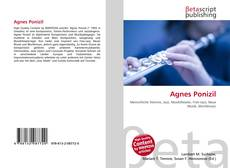 Bookcover of Agnes Ponizil