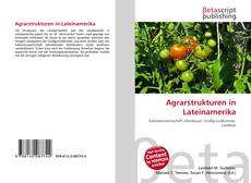 Agrarstrukturen in Lateinamerika kitap kapağı