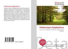Bookcover of Podocarpus Epiphyticus