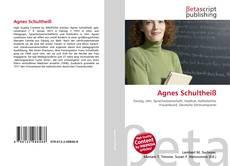 Обложка Agnes Schultheiß