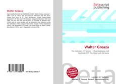 Walter Greaza的封面
