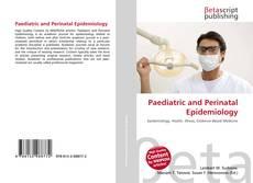 Copertina di Paediatric and Perinatal Epidemiology