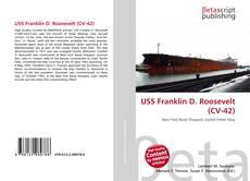 Borítókép a  USS Franklin D. Roosevelt (CV-42) - hoz