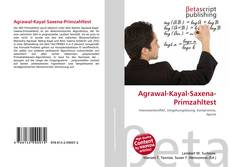 Bookcover of Agrawal-Kayal-Saxena-Primzahltest