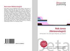 Rob Jones (Meteorologist)的封面