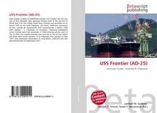 Обложка USS Frontier (AD-25)
