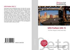 Bookcover of USS Fulton (AS-1)